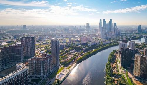 Заммэра: Москва получила международный сертификат ISO «Устойчивые города и сообщества»