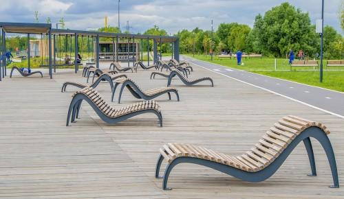 Москвичи могут предлагать архитекторам идеи по улучшению дворов и общественных пространств