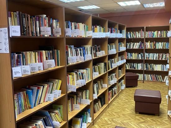 В библиотеке № 172 состоится День открытых дверей