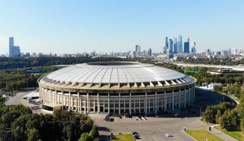 Собянин опроверг сообщения о переезде ФК «Локомотив» в «Лужники»