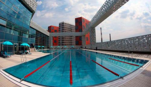 До конца этого года в Москве завершат строительство 20 спортивных объектов
