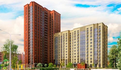 В столице по программе реновации в 2021 году планируют построить около 1,5 млн кв.м. жилья