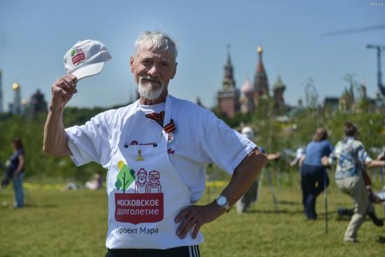 Преподаватель «Московского долголетия» приглашает жителей Теплого Стана на дыхательную гимнастику