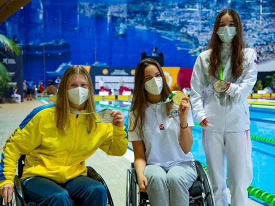 Спортсменка «Самбо-70» завоевала «бронзу» на Чемпионате мира по плаванию в Португалии
