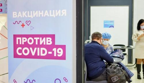 Собянин призвал москвичей задуматься над вакцинацией от Covid-19