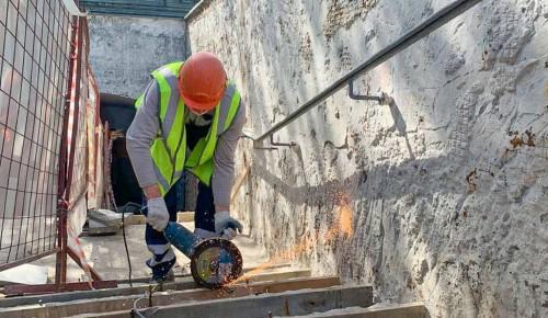 До конца года в Черемушках отремонтируют подземный пешеходный переход