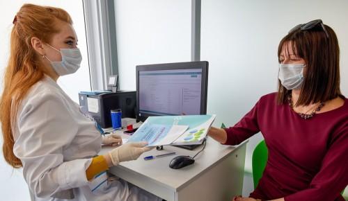 Новые поликлиники появятся в 16 районах Москвы