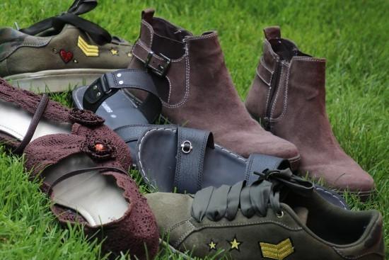 Пункты для сдачи ненужной обуви появились в эконцентрах Москвы