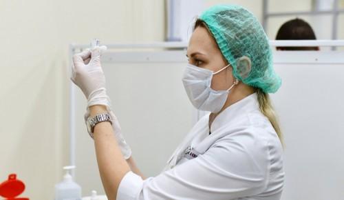 Собянин рассказал о программе вакцинации от коронавируса в Москве