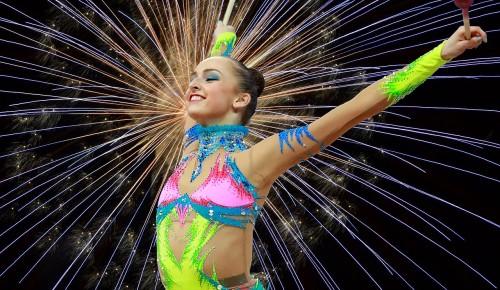 Воспитанница Московского дворца пионеров заняла второе место на всероссийских соревнованиях по гимнастике