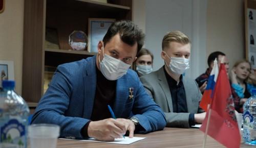 Депутат ГД Романенко обсудил с директорами школ проблемы «продлёнки»