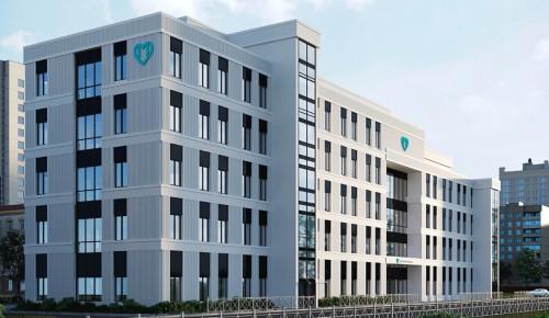 В Москве построят еще 17 поликлиник по «Московскому стандарту +».
