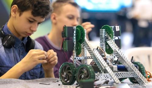 First Russia Robotics Championship: юных москвичей приглашают на соревнования по робототехнике