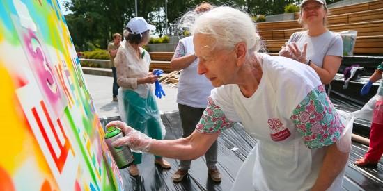 Долголетов Района Тёплый стан приглашают на художественную выставку участников проекта «Московское долголетие»