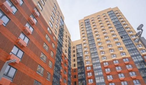 Собянин рассказал о развитии городской программы реновации жилищного фонда
