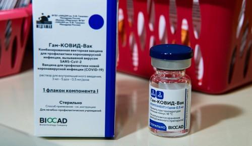 После завершения вакцинации в московских домах престарелых не зафиксировано больных COVID-19