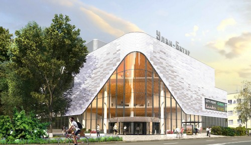 "Районный центр ""Улан -Батор"" все еще проектируют"