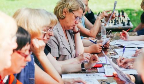 Жители ЮЗАО могут записаться в английский разговорный клуб в Воронцовском парке