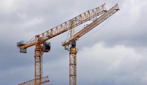 Объемы промышленного строительства в Москве в 2020 году выросли вдвое