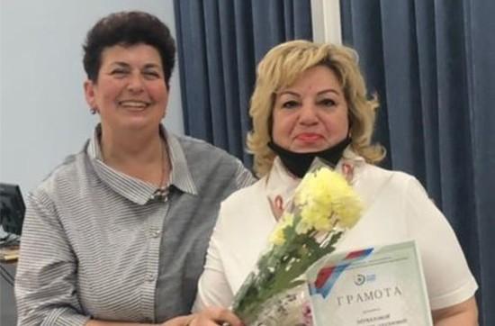 """В центре соцобслуживания """"Ломоносовский"""" отметили День социального работника"""