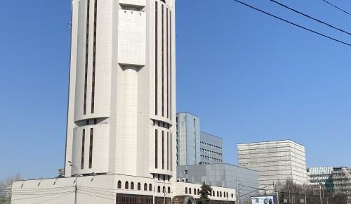 Главархив опубликовал материалы о нереализованных архитектурных проектах советского времени