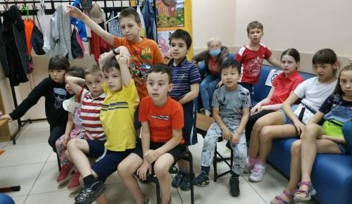 Ко Дню славянской письменности в досуговом центре «Обручевский» прошли тематические мероприятия