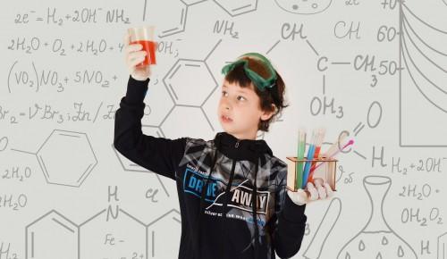 Московский Дворец пионеров приглашает школьников на онлайн-программу в честь Дня химика