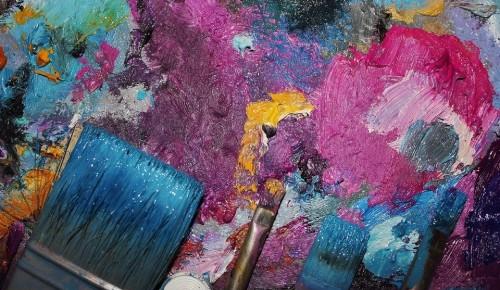 В галерее «Листок» стартовала работа выставки детского рисунка «Олимпийские игры»