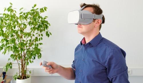 Многофункциональную систему VR адаптировали для работы с подопечными центра реабилитации инвалидов «Бутово»