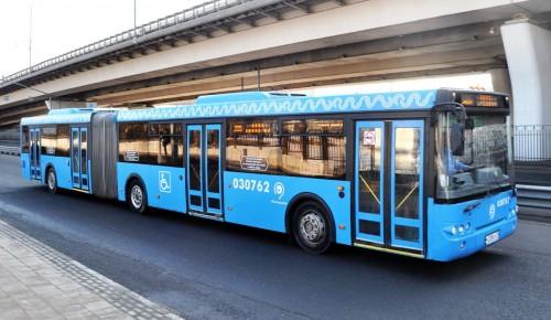 Маршрут автобуса № 982 продлили от станции место «Теплый Стан» до станции «Прокшино»