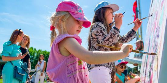 Наталья Сергунина: ко Дню защиты детей горожан ждёт насыщенная праздничная программа на ВДНХ