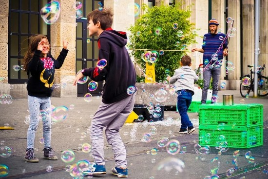 Как организовать интересный и увлекательный детский отдых в условиях города