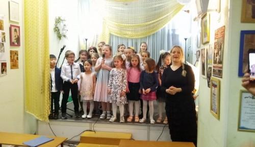 В досуговом центре «Обручевский» прошел концерт в честь Дня защиты детей