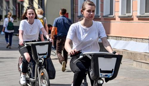 Депутат Мосгордумы Киселева: Количество поездок с помощью велопроката в Москве говорит о востребованности услуги