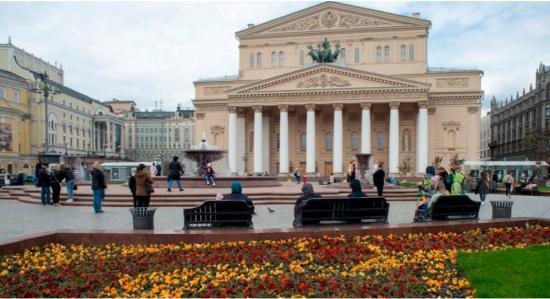 Собянин рассказал об украшении города живыми цветами