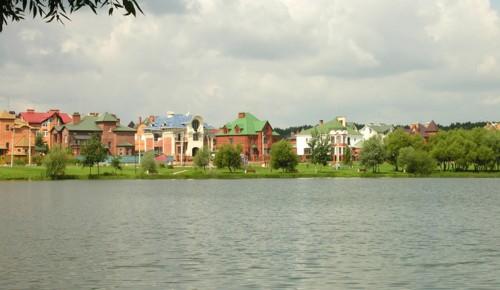 В Южном Бутове восстановили доступ к Потаповским прудам