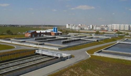 В Щербинке будут построены очистные сооружения