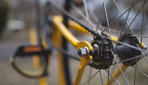 """Жители Академического района могут кататься дольше на велосипедах """"Велобайка"""""""
