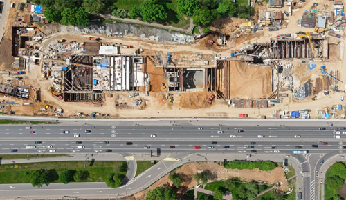 К концу года в столице должны завершить проходку тоннелей БКЛ и открыть 10 станций
