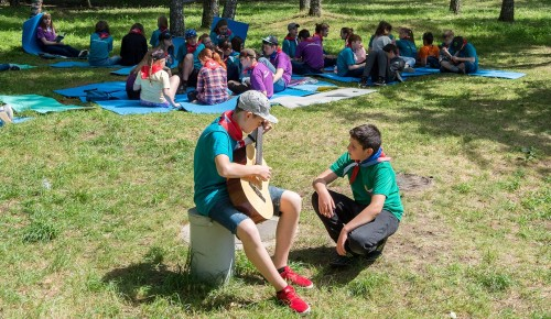 Юных москвичей приглашают на бесплатные развивающие занятия в парках столицы