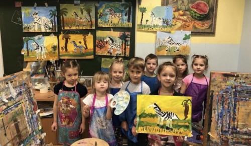 """КЦ """"Лира"""" объявляет набор детей в свои творческие студии"""