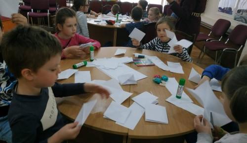В библиотеке № 172 прошли творческие мероприятия в рамках проекта «КультЛето»