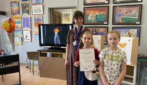 """В галерее """"Листок"""" открылась выставка-конкурс детского изобразительного творчества"""