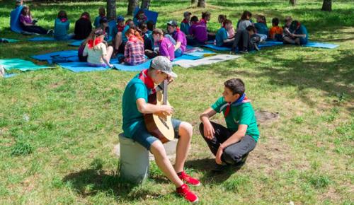 Летом в парках Москвы для детей будут проводить бесплатные занятия