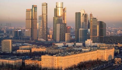 Собянин: Москва не останавливала реализацию программ развития, несмотря на пандемию