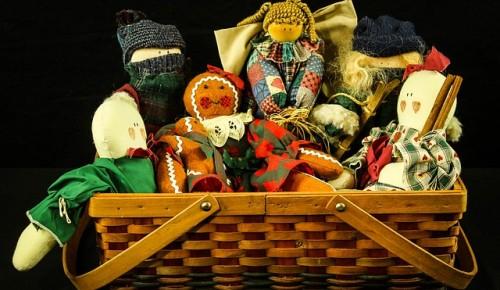 """В ЦКиД """"Академический"""" пройдет серия мастер-классов по изготовлению тряпичной куклы"""
