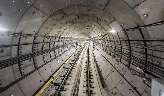 Порядка 70 процентов составляет готовность станции «Воронцовская»