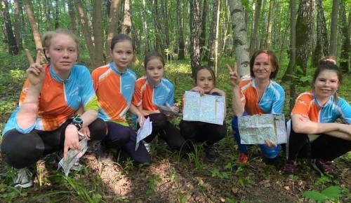 Воспитанники центра «Обручевский» приняли участие в мероприятии в честь Дня эколога