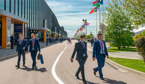 Сергунина: Московский инновационный кластер заключил на ПМЭФ международные соглашения о сотрудничестве