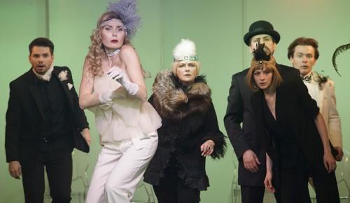 Московский драматический театр «БЕНЕФИС» представил репертуар на июнь